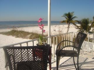 Luxurious Condo Directly on Gulf Steps to Sand! - Fort Myers Beach vacation rentals