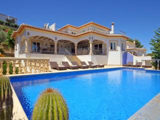 Spanish Villa in Javea with Private Pool - Casa Asoleada - Javea vacation rentals