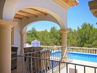 Costa Blanca Villa in Spain Near a Beach - Villa Azul - Javea vacation rentals