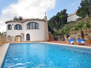 Vibrant Villa Near Javea with Magnificent Panoramic Views - Casa Aguirre - Javea vacation rentals