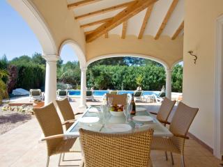 Spanish Villa in Javea with Magnificent Surroundings - Villa Falzia - Javea vacation rentals