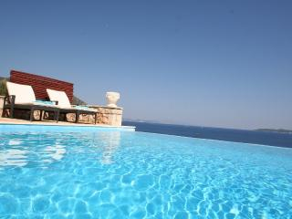 Seafront villa RISING SUN up7pers, private pool, 30m from private sea area - Sivota vacation rentals