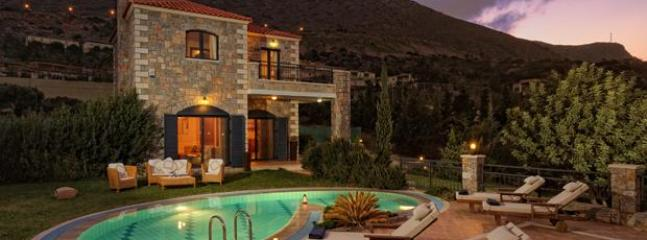 Luxury Villa with private pool & panoramic Seaview - Hersonissos vacation rentals
