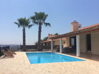 3 Bedroom Villa with private pool & stunning views - Lachi vacation rentals