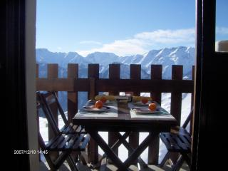 Nice flat - south oriented- great views - L'Alpe-d'Huez vacation rentals