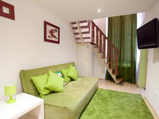 jokai 3 apartment downtown from 10 euro ppn free wifi - Budapest vacation rentals