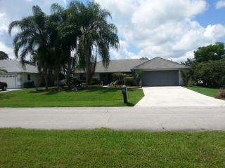 Tropical Paradise 3/2BA Pool Home near PGA - Port Saint Lucie vacation rentals
