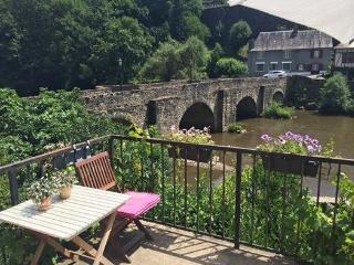 River house 'Maison Vieux Pont' a Corner of Paradise! - Saint Germain les Belles vacation rentals