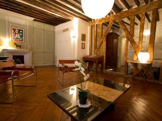 La Tournelle - space & style at Places des Vosges - Paris vacation rentals