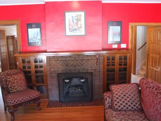 The Eddystone. A vacation home close to Notre Dame - South Bend vacation rentals