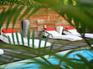 Villa & cars Sainte Anne for 6 or 8 - Le Moule vacation rentals