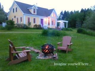 Unique Shorefront Cottage. BOOK NOW FOR SUMMER '15 - Machiasport vacation rentals