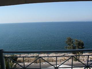 Amazing sea view apartment in Piraeus coast - Piraeus vacation rentals