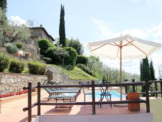 Villa in the Chianti hills - Loro Ciuffenna vacation rentals