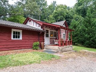 Romantic Cottage with Deck and Microwave in Asheville - Asheville vacation rentals
