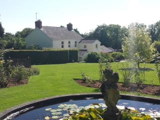 Overcott House Luxury Bed & Breakfast, Devon - South Molton vacation rentals