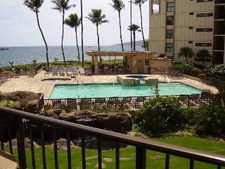 Sugar Beach Resort 1 Bedroom Ocean View 208 - Kihei vacation rentals