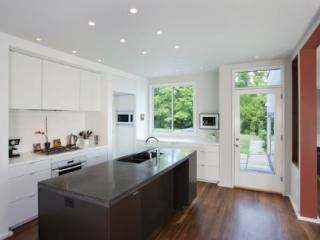 Woolen Mills Retreat:: Modern home with pool - Charlottesville vacation rentals