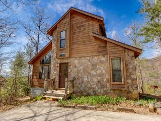 Comfortable Cabin with Shared Outdoor Pool and Television - Gatlinburg vacation rentals
