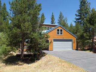 Comfortable Tahoe Donner Cabin, Family Friendly - North Tahoe vacation rentals