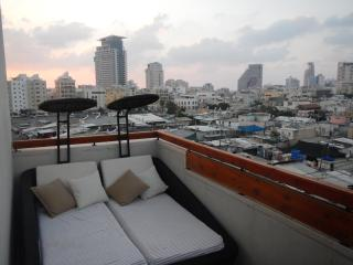 Fabulous Penthouse & roof terrace - Jaffa vacation rentals