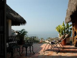 Casa Palapa Breath Taking Views Total Privacy - Puerto Vallarta vacation rentals