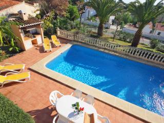 Holiday Villa by Javea - Villa Barraca - Javea vacation rentals