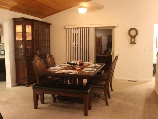 Great Family Retreat in Forest Setting - Tahoe - South Lake Tahoe vacation rentals