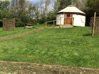 1 bedroom Yurt with Television in Combpyne - Combpyne vacation rentals
