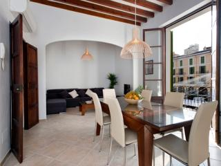 WIDE, MODERN AND CENTRAL APARTMENT. R. 00021 - Palma de Mallorca vacation rentals