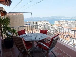 Perrisol View, Cannes Vacation Home with a Terrace - Cannes vacation rentals