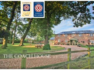 The Coach House at Lodge Farm with Hot Tub, 5*Gold - Downham Market vacation rentals