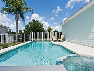 W114 - 4 Br Pool Home - Reunion's Patriots Landing - Disney vacation rentals