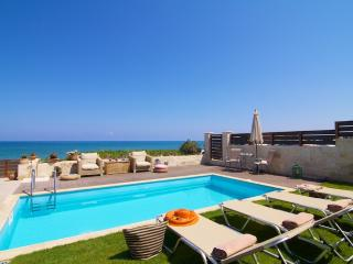 Iris Luxury Beach Front Residence - Rethymnon vacation rentals