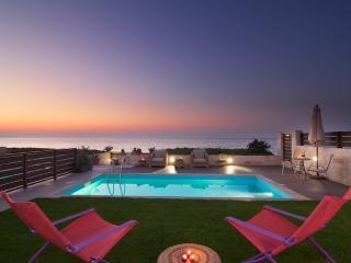 Iris Luxury Beach Front Residence - Rethymnon vacation rentals