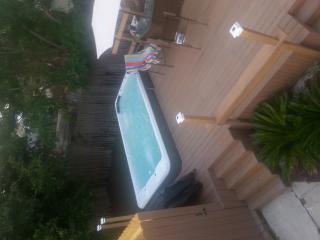 Resort style home, 4 season spa pool, boat ramp - Panama City Beach vacation rentals