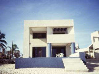 Casa Rivas Beach Front House at chixchulub - Progreso vacation rentals
