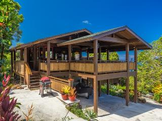 Unique View Cottage in Tropical Garden Setting - Kailua-Kona vacation rentals