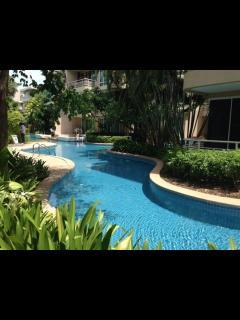3 bedrooms 2 bathrooms condominium in huahin town - Sao Hai vacation rentals