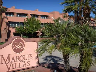 Tranquil 1 Bedroom Condo at Marquis Villas Resort - Palm Springs vacation rentals