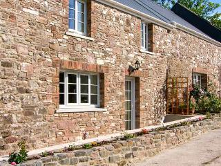 CORRAN COTTAGE, barn conversion with woodburner, country setting, next to - Laugharne vacation rentals