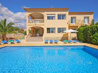 Villa Senieta - Walking distance to the town and the sand beach. - Calpe vacation rentals