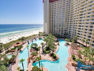 Shores of Panama 806-Amazing Gulf Front Studio! Great Rates! Awesome Resort! - Panama City Beach vacation rentals