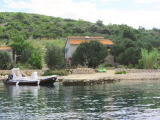 Waterfront holiday cottage Cvita, Dalmatian island - Pasman Island vacation rentals