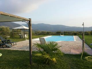 "Casale Ferronio ""La Vite"" apartment swimming pool - Scandriglia vacation rentals"