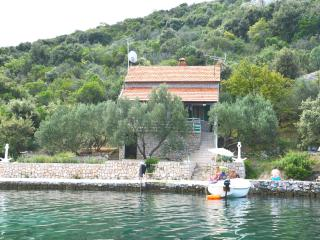 Holiday house Rhapsody in Blue, Dalmatian island - Pasman Island vacation rentals