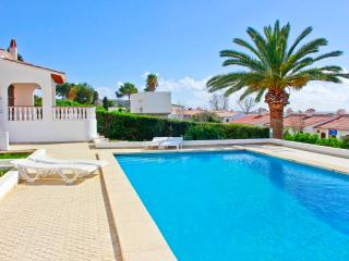 Group of four semi detached villas in Son Bou - Minorca vacation rentals