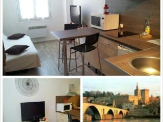 Nice Studio with Internet Access and Central Heating - Avignon vacation rentals