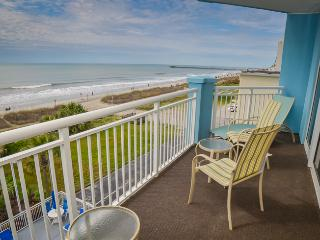 5BR Ocean Blue, on the beach, huge luxury condo!!! - Myrtle Beach vacation rentals