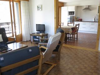 Large sunny apartment, great views, pool,410km ski - Nendaz vacation rentals